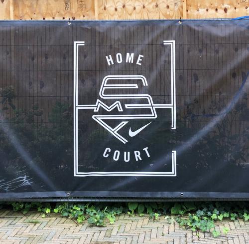 Home Court - logo design